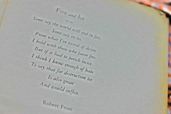 poetic style